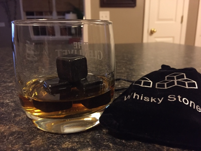 Whiskey Rocks Anyone?